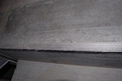 Treppenneubau-Stufenfertigbauteile