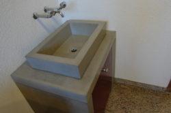 Waschtisch Beton