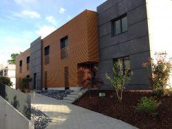 Beton-Fassadenelemente